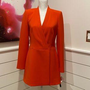 New w/tags! BCBG red blazer dress.